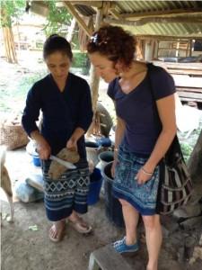 Emi Wier Luang Say and Ma Te Sai
